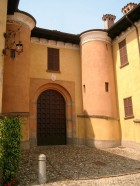Main Entrance - LA VESCOGNA